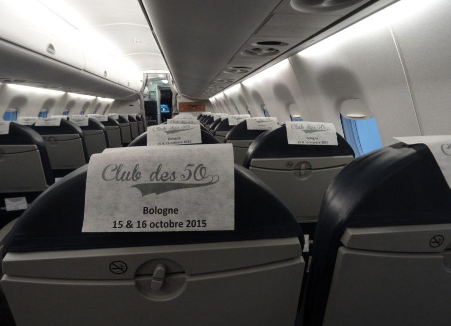 Affrètement d'un avion à l'occasion d'un voyage VIP